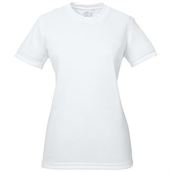 Women's Ultraclub Cool & Dry Basic Performance T-Shirt - Silkscreen Personalization Available