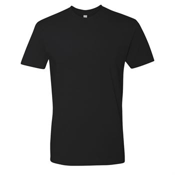Men's Next Level® Premium Fitted Shirt - Silkscreen Personalization Available