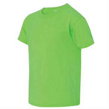 Heavy 100% Cotton 5-oz. Adult Fully Custom Neon T-Shirt