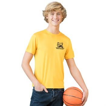 Sport-Tek® Youth Competitor Short-Sleeve T-Shirt - Personalization Available