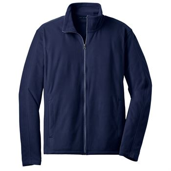 Men's Port Authority® Microfleece Full Zip Jacket - Personalization Available