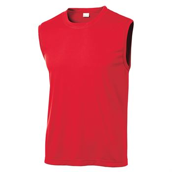 Sport-Tek® Men's Competitor PosiCharge Sleeveless T-Shirt - Personalization Available