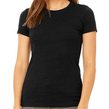 Bella + Canvas® Women's Jersey Short-Sleeve T-Shirt - Personalization Available
