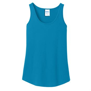 Port & Company Women's Core Cotton Tank