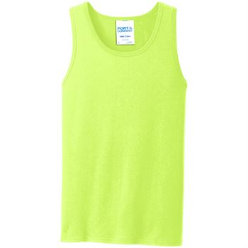 Port & Company Men's Core Cotton Tank