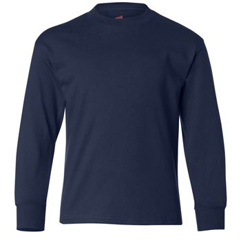Hanes® Youth Long Sleeve T-Shirt - Personalization Available