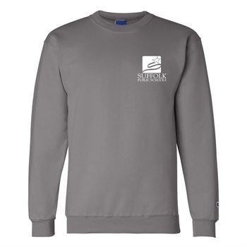 Champion® Double Dry Adult Eco Crewneck Sweatshirt - Personalization Available