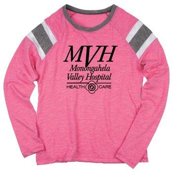 Women's Fanatic Long Sleeve T-Shirt - Personalization Available
