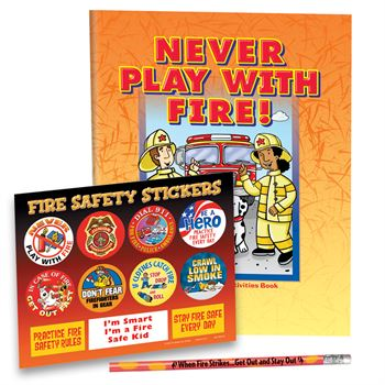 Never Play With Fire! Grades 1-2 Value Kit