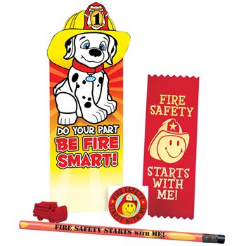 Fire Safety Deluxe Kit
