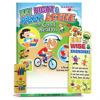 Eat Wise & Exercise! Value Kit