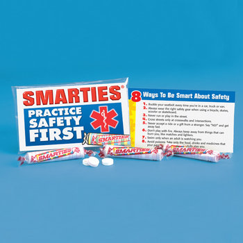 Smarties Practice Safety First Treat Pack
