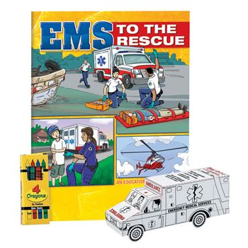 EMS To The Rescue Grades 4-6 Value Kit