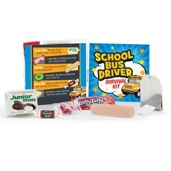 School Bus Driver Survival Kit