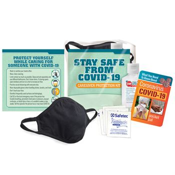 Stay Safe From COVID-19 Caregiver Protection Kit