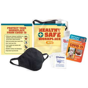 COVID-19 Healthy & Safe Workplace Kit