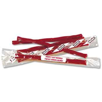 Don't Let Drugs Twist Your Mind! Twizzlers® - Pack of 100
