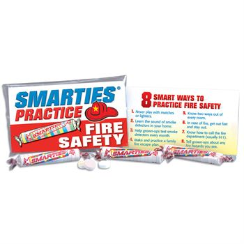 Smarties® Practice Fire Safety Treat Bags