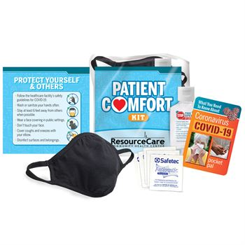 COVID-19 Patient Comfort Kit - Personalization Available