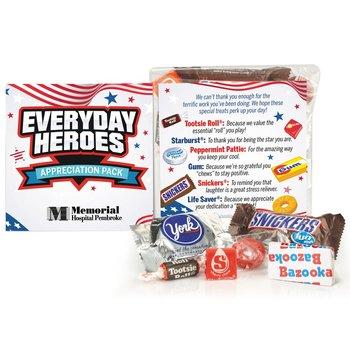 Snack Pack Everyday Heroes Appreciation Pack
