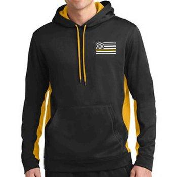 The Thin Gold Line Sport-Tek® Sport-Wick® Fleece Sweatshirt