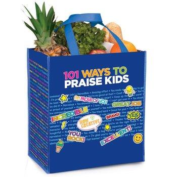 101 Ways To Praise Kids Laminated Tote Bag