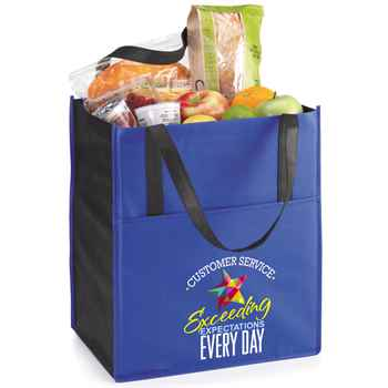 Customer Service: Exceeding Expectations Every Day Arbor Jumbo Shopper Tote Bag