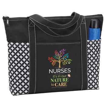 Nurses: It's In Our Nature To Care Atlantic Tote