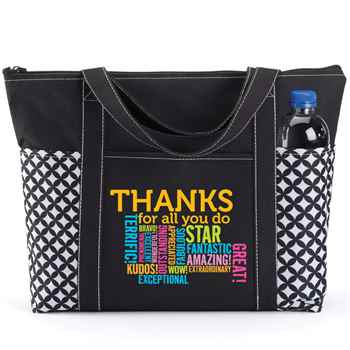 Thanks For All You Do Atlantic Tote Bag