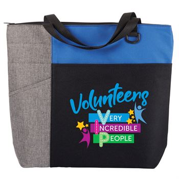 Volunteers: Very Incredible People Ashland Tote Bag