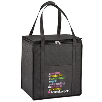 Housekeeping Take A Break From All You Do! Verona Non-Woven Shopper Tote