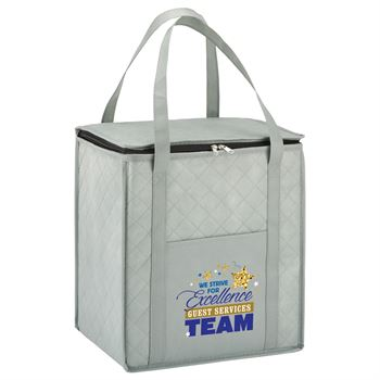 Guest Services Team: We Strive For Excellence Verona Shopper Tote