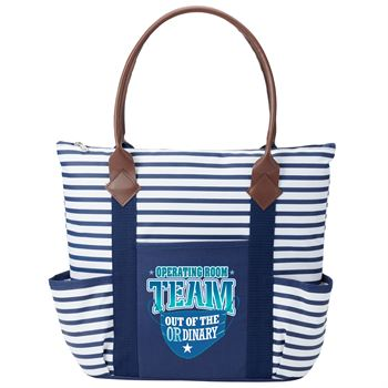 Operating Room Team: Out Of The OR-dinary Nantucket Tote Bag