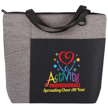 Activity Professionals: Spreading Cheer All Year Ashland Tote Bag