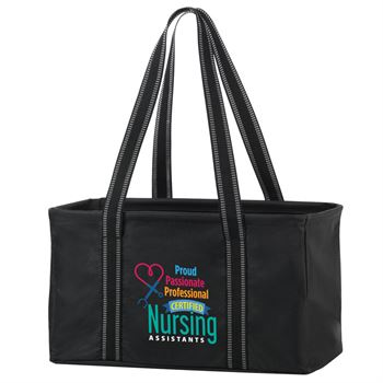 Certified Nursing Assistants: Proud, Passionate, Professional Utility Tote