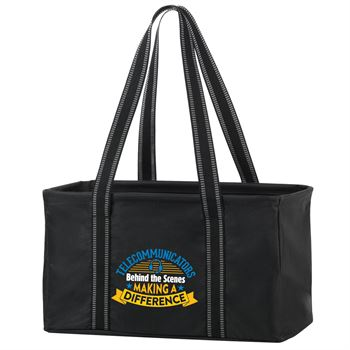 Telecommunicators: Behind The Scenes Making A Difference Utility Tote