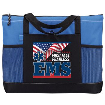 EMS: First.Fast.Fearless. Moreno Tote