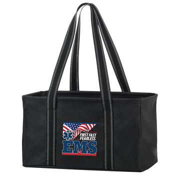 EMS: First. Fast. Fearless Utility Tote