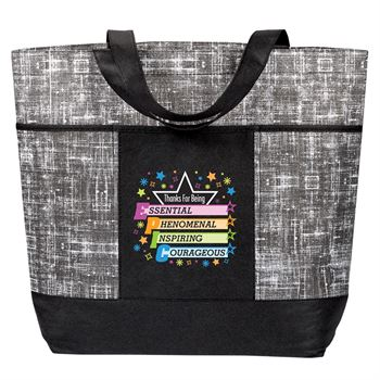 Thanks For Being EPIC Malibu Non-Woven Tote Bag