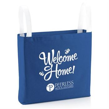 Welcome Home! Wheelchair Tote - Personalization Available