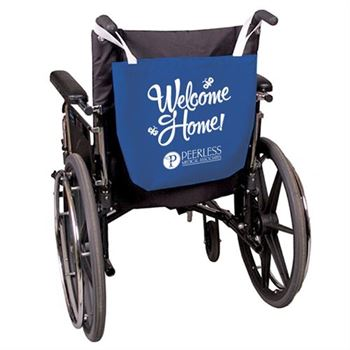 Welcome Home! Wheelchair Tote