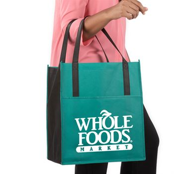 Arbor Green Shopper Tote Bag - Personalization Available