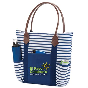 Nantucket Tote Bag - Full Color Personalization Available