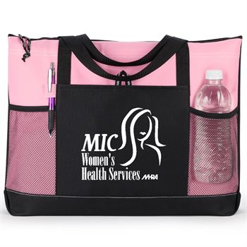Moreno Multi-Pocket Tote - Personalization Available