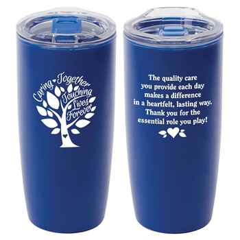 Caring Together, Touching Lives Forever Sierra Insulated Acrylic Tumbler 19-Oz.