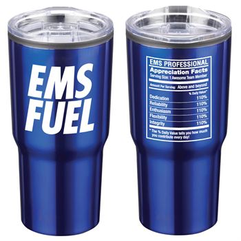 EMS Fuel Timber Insulated Stainless Steel Travel Tumbler 20-Oz.