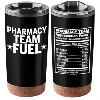 Pharmacy Team Fuel Durango Stainless Steel Tumbler 20-Oz.