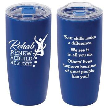 Rehab: Renew, Rebuild, Restore Sierra Insulated Acrylic Tumbler 19-Oz.