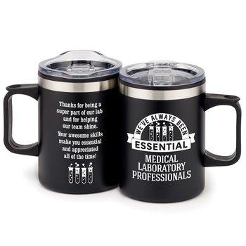 Medical Laboratory Professionals Sonoma Stainless Steel  Mug