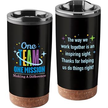 One Team One Mission Making A Difference Durango Stainless Steel Tumbler 20-Oz.